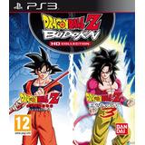Dragon Ball Z Budokai Hd Collection Ps3 Sellado Origial
