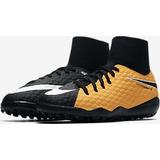 Botines Nike Hypervenomx Phelon 3 Df Tf Niños 917775-801