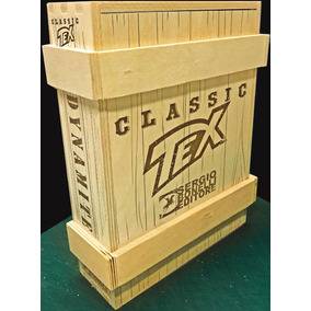 Tex Classic Caixa Dynamite - Sbe - Bonellihq A18