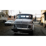 Mercedes Benz 911, Motor 1518, Alta Y Baja