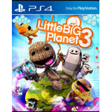 Little Big Planet 3 Ps4 Español Dig 1° Entrega Inmediata
