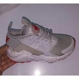 Zapatos Nike Huarache De Niños Talla 28 A La 35