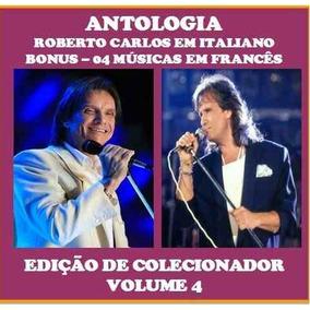 Cd Raridade Em Italiano - Volume 4