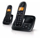 Telefone Sem Fio Philips Cd1962b Base + 1 Ramal
