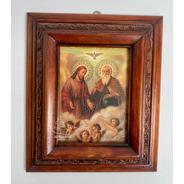Cuadro Divina Providencia C00017 Nogal