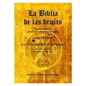 Biblia De Las Brujas 1 De Farrar Janet Y Stewart Ml Completo