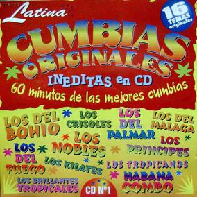 Cumbia Santafesina-los Del Bohio-maranaho-palmar-cd Original