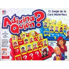 Adivina Quien - Juego De Mesa Original Hasbro - Tv