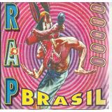 Cd Rap Brasil 1 Rap Da Felicidade