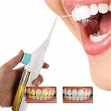 Portable Power Jet Floss Irrigador Dental P/limpieza Bucal