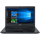 Notebook Acer Aspire E14 E5-475-30sv Intel Core I3