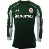 Playera Profesional Toluca Local Portero Under Armour Ua1575