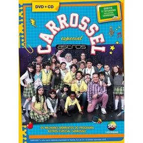 Dvd+cd Carrossel Especial Astros -melhores Momentos -lacrado