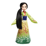 Boneca Princesas Clássicas - Mulan - Hasbro