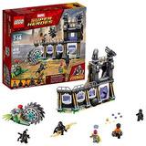 Lego Marvel Super Heroes Avengers: Infinity War Corvus Glai