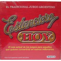 El Estanciero Hoy Juego Mesa Original Toyco Microcentro