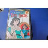 Dvd Gospel Filme Desenho Bíblico A História De Davi E Golias