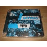 Las Pelotas (cd) Vivo (arg) Super Jewel Box Consultar Stock
