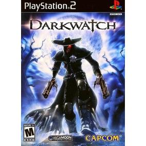 Jogo Patch Darkwatch Play2 Dark Watch Ps 2 Playstation 2 Ps2