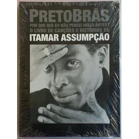 Itamar Assumpção Livro Pretobrás - Volumes 1 E 2 - Lacrado