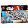 Lego Alterno Halcón Milenario, Star Wars Galaxias Nave 75105
