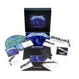 Ride The Lightning Metallica Boxset Limitado Importado
