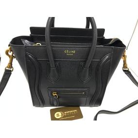 Bolsa Céline Luggage Nano 100% Original