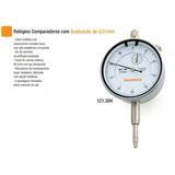 Relógio Comparador Graduação 0,01mm - Curso 0-10 Mm-digimess