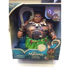 Figura De Maui En Vedette Disney Store Moana