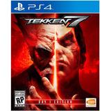 Tekken 7 Day 1 Edicion Lanzamiento Ps4 Fisico Nuevo Stock