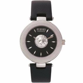 Reloj Versus Brick Lane Brick21 De Piel Envío Gratis E-watch