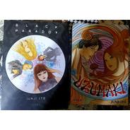Combo Junji Ito - Black Paradox Y Uzumaki - Ivrea - Manga