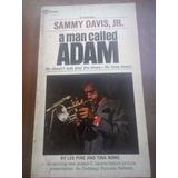 Libro En Inglés Sammy Davis Jr. A Man Called Adam Blues