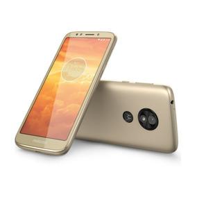 Smartphone Motorola Moto E5 Play Dourado Dualchip 16gb Tela