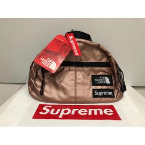 Waist Bag Supreme X North Face Pink