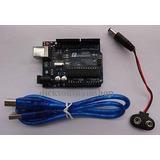 Arduino Uno R3 Junta (funduino) Atmega328 Y Libre Usb,