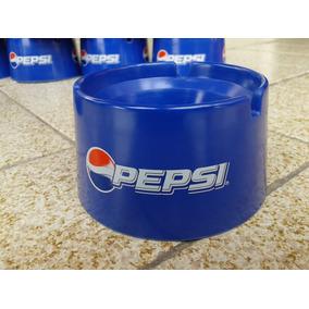 Cenicero Plástico Con Logo Pepsi