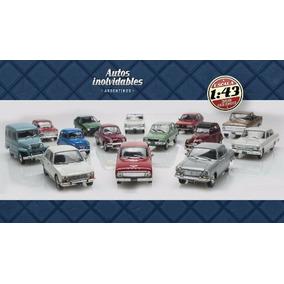 Autos Inolvidables De Salvat Colección Completa