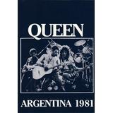 Dvd Queen Live Estadio Vélez Sarsfield Bs As Argentina 1981