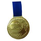 Medalha Honra Ao Mérito 30mm Metal Ouro Prata Bronze