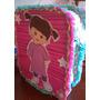 Bellas Piñatas Entamboradas De Carton Y Figura En Foami!!