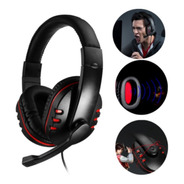 Fone De Ouvido Headphone Microfone Ps4 X-one Pc Celular P3