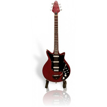 Brian May Queen Custom Red Special