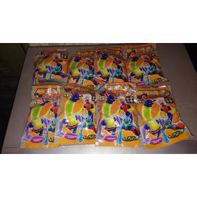 Robits - Revista Recreio 8 Pacotes Lacrados