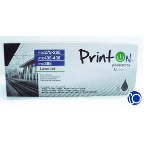 Toner Compatible Hp Cb435a 36a Ce285a Printon 85a 78a 35a