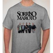 Camiseta Ou Baby Look Sorriso Marroto 02