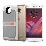 Celular Motorola Moto Z2 Play Sound Ed Xt1710 Ouro Original