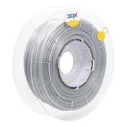 Filamento Pla Ht 1,75 Mm | 500g | Prata