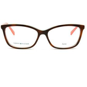 Tommy Hilfiger Th 1318 Vn4 Óculos De Grau Feminino 5,4 Cm