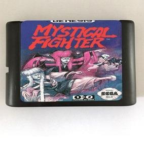 Mystical Fighter Maou Renjishi Mega Drive Genesis Tectoy